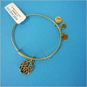 Alex and Ani Path Of Life Bracelet New